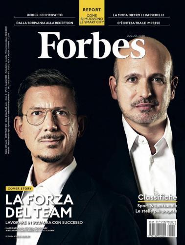 Forbes – I Team di successo